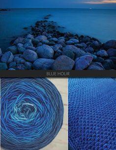 Blue Hour Drop-dead gorgeous website - The Blue Brick.