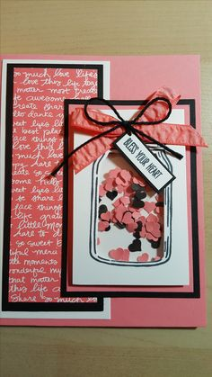 Handmade Birthday Cards, Greeting Cards Handmade, Love Cards, Diy Cards, Diy Crafts For Gifts, Paper Crafts, Box Photo, Gift Card Bouquet, Quotes Girlfriend