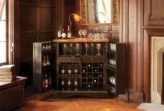 Aubrey Wine Bar | Arhaus Furniture.  Another Arhaus gem.