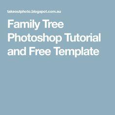 My Family Tree | Family Tree Templates | Pinterest | Family trees ...
