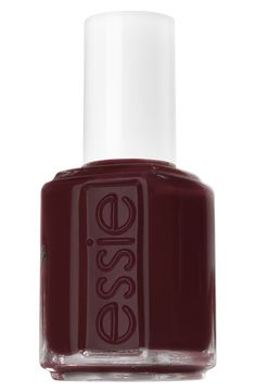Essie 'Lacy Not Racy' - great burgundy for fall