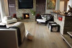 Oggie, at the heart of the home Wide Plank Flooring, Wooden Flooring, Hardwood Floors, Property Development, Indoor, Outdoor Decor, Projects, Interior Ideas, Design