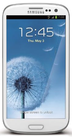 Samsung Galaxy S III (S3) Triband White (Boost Mobile) Samsung Display: 4.8-inches Camera: 8-MP Processor Speed: 1.5 GHz OS: Android 4.1 (Ice Cream Sandwich)
