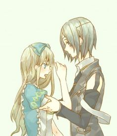 Heart no Kuni no Alice / Alice in the Country of Hearts- Alice x Nightmare