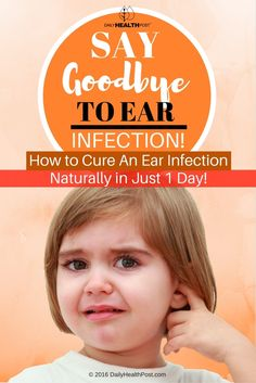Ear infections are one of the most common ailment children and adults suffer chronically.