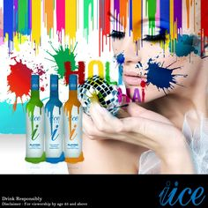 Bring in the Colours of Holi with IICE - Wishing India a Hot as Ice Holi-Day!!!