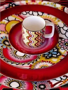 missoni home dishes