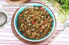 Kıymalı Ispanak Yemeği - Kevser'in Mutfağı - Yemek Tarifleri