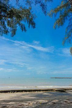 Bagan Lalang Beach View