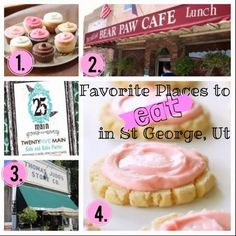 BrittsFavThings: Eateries in St George Utah