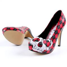 IRON FIST SKULLS PLATFORM (a favourite repin of VIP Fashion Australia )