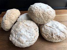 Recept på glutenfria bovetefrallor | Passion för hälsa Lchf, Gluten Free Baking, Tro, Food Porn, Low Carb, Favorite Recipes, Bread, Passion, Glutenfree