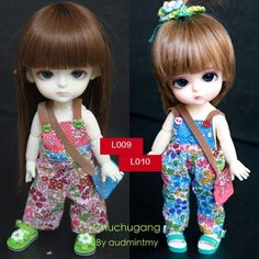 Flower Babies Overall for Lati Yellow Lati Yellow Pukifee Secretdoll Person | eBay