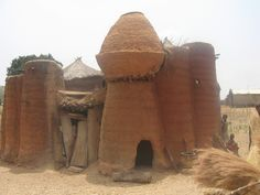 Home, Tanberma valley in Togo