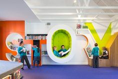Inspiring school spaces from around the world – in pictures | Zurich School Competition | Guardian Professional