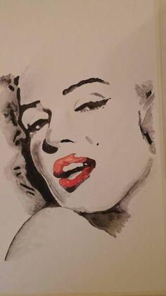 Marilyn Monroe by jaycreate