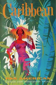 Caribbean - Pan Am Ad