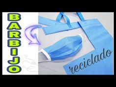 Cómo hacer un BARBIJO, MASCARILLA O TAPA BOCA - MOLDES-Fabiana Marquesini - 219 - YouTube Tapas, Recycled Crafts, New Hobbies, Face And Body, Diy Clothes, Sewing Projects, Sewing Patterns, Creations, Youtube