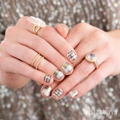 All is Bright Holiday Gift Set Jamberry nails  Jamwithjennyholmes.jamberry.com