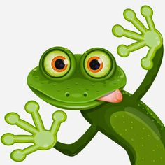 Frog Illustrations and Clip Art. Frog royalty free illustrations, drawings and graphics available to search from thousands of vector EPS clipart producers. Clipart, Funny Frogs, Cute Frogs, Frog Pictures, Cute Pictures, Frosch Illustration, Frog Art, Frog And Toad, Scientific Method