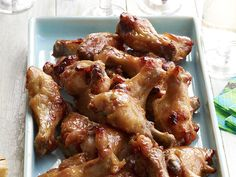 Dijon Chicken Wings Recipe : Food Network Kitchen : Food Network - FoodNetwork.com