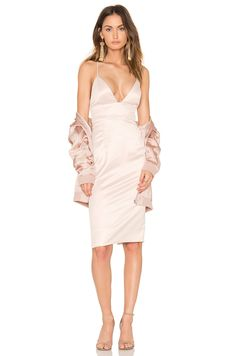 Bardot After Party Dress in Meringue