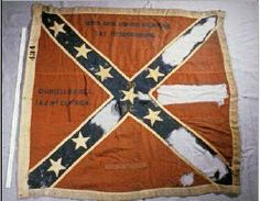 North Carolina Battle Flag | ... of the North Carolina 30th Infantry Regiment's Appomattox Battle Flag