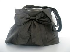 Bow Purse from etsy
