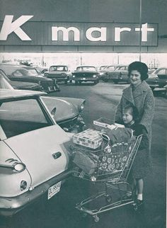 Late 60s early 70s K-Mart