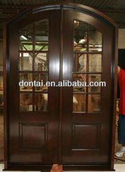 Exterior Double Doors Lowes shop benchmarktherma-tru 36-in decorative mahogany inswing