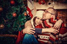 Новогодняя фотосессия от фотографа Миллы Басаргиной (http://retrostudio.pro). Love Lovestory Christmas Рождество Фотосессия Newyear HappyNewYear Couples Christmas Photo Ideas : Love Christmas