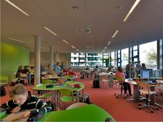 Pius X College & Het Noordik - Ideal Learning Environment
