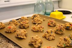 The Pioneer Woman's recipe for Monster Cookies on Live In Grace blog