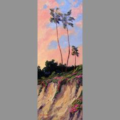Swami's Beach in Encinitas...on the stairs looking up from the landing. Fealing the breeze in this one...   Jim@JimMcConlogue.com for more information. Limited Edition Prints, Art Oil, Vintage Posters, Breeze, Landing, Giclee Print, Stairs, Fine Art, Landscape