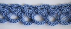 How To Crochet: Broomstick Lace