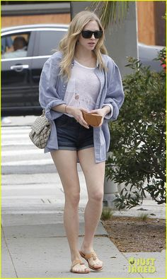 Amanda Seyfried & Josh Hartnett: Wabi Sabi Lunch! - amanda-seyfried Photo