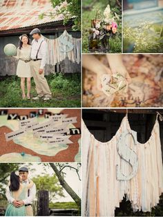 Love Makes The World Go 'Round! Inspiration for this couple's engagement session ;) Photography by archetypestdioinc.com, Floral & Event Design by labellefleurweddingdesigns.com, Event Design & DIY Details by dressydesigns.com