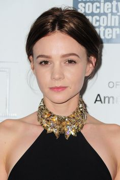 Carey Mulligan Goes Brunette; We Shamelessly Want To Copy Her #Refinery29
