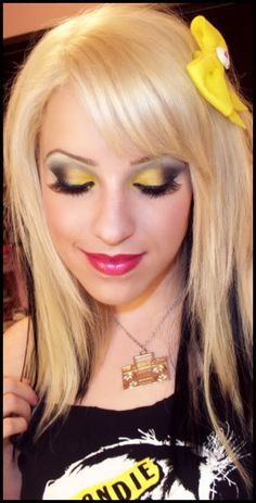 Monroe Misfit Makeup | Makeup Artist | Beauty Blog: Makeup Looks I