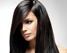 Girl Brunette Beautiful Hair