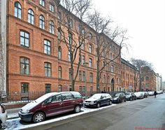 Berlin - St. Hedwigs-Krankenhaus aus den Jahren 1851 bis 1928 von Vincenz Statz und Albert Kinel_02