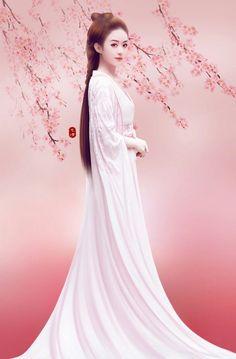 Cute Girl Pic, Cute Girls, Shu Qi, Princess Agents, Beautiful Fantasy Art, Digital Art Girl, Ancient Beauty, Indian Designer Outfits, Illustration Girl