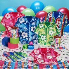 Creative Converting Bahama Breeze Deluxe Party Pack for 16  byCreative Converting  Be the first to review this item   Like (0)  Price: $61.00