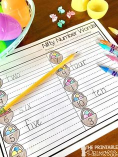 Tons of great MATH ideas using plastic Easter eggs in the classroom. There's addition, subtraction, base ten, tally marks, number order, and so much more. Plus there's some FREE recording sheets included! Click through to check it out.
