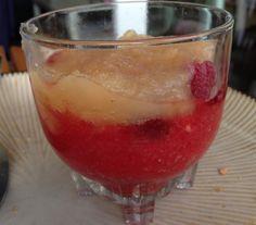 Compote pommes-pastèque, originale et rafraîchissante ! Mmm