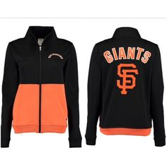 NEW!!! VS PINK SF Giants Full-Zip Track Jacket ***NO TRADES, NO PAYP@L, NO HOLDS!! PRICE LISTED IS FIRM!! See listing on Merc@ri for addt'l savings. Brand new with tags!! Victoria's Secret PINK San Francisco Giants Black Performance Full-Zip Track Jacket in color Black/Orange, size SMALL. Thanks for looking! PINK Victoria's Secret Jackets & Coats