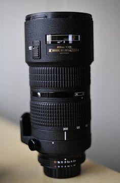 Recensioner: Nikon 80-200mm f/2.8 AF-D (vridzoom) - Fotosidan