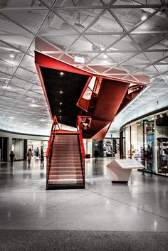 Emporia Shopping Center | Wingårdhs Architects | Photography: Mike Dugenio Hansen