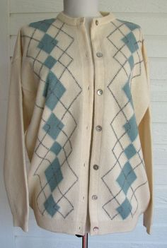 Cardigan Pringle Scotland Argyle