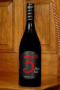 """Maysara Winery """"3 Degrees"""" 2009 Pinot Noir"""